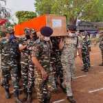 छत्तीसगढ़ नक्सली मुठभेड़: 22 जवानों के शव बरामद, PM मोदी ने जताया शोक