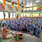 भारत के विभिन्न स्कूलों में फालुन दाफा का परिचय, कैसे फालुन दाफा भारत में स्कूली बच्चों की मदद कर रहा है