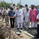 बल्लभगढ़ विधानसभा क्षेत्र को लगभग साढे 23 लाख रुपये धनराशि के विकास कार्यो की सौगात दी