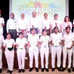 जे.सी. बोस विश्वविद्यालय में मनाया गया एनसीसी स्थापना दिवस