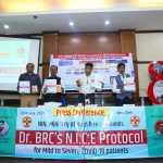 आयुष मंत्रालय( भारत सरकार) ने हल्के से गंभीर कोविड-19 रोगियों के लिए डॉ. बिस्वरूप रॉय चौधरी के N. I. C. E प्रोटोकॉल की सलाह दी
