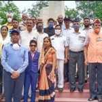 कारगिल विजय दिवस पर शहीदों को किया नमन