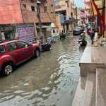 मानसून की पहली बारिश में ही शहर जलमग्न, कई घंटे बाद भी नहीं निकला पानी, लोग हुए परेशान