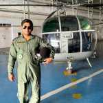 कपिल ने पायलट बन फरीदाबाद व हरियाणा का बढ़ाया गौरव
