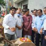 अंत्योदय की भावना से कार्य कर रही है भाजपा सरकार : मूलचंद शर्मा