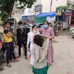 बाल भिक्षावृत्ति के खिलाफ शहर में शरद फाउंडेशन एवं DLSA फरीदाबाद की संयुक्त मुहिम