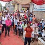 मुख्यमंत्री के आशीर्वाद से अवैध कॉलोनियों में भी होगा विकास – राजेश नागर