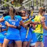 ओलंपिक में भारतीय महिला हॉकी टीम ने रचा इतिहास, पहली बार पहुंची सेमी फाइनल में