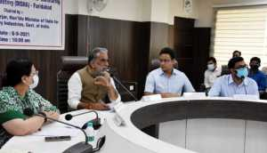Faridabad District Development Coordination and Review Committee