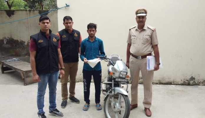 दिल्ली सिविल डिफेंस कर्मी राबिया हत्या के आरोपी
