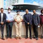 श्रीमती अंशु सिंगला ने पुलिस लाइन सेक्टर 30 में मेट्रो हस्पताल द्वारा स्थापित डिस्पेंसरी का किया उद्घाटन