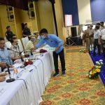 उपमुख्यमंत्री दुष्यंत चौटाला ने आठ विकास परियोजनाओं का शिलान्यास व एक परियोजना की जनता को समर्पित