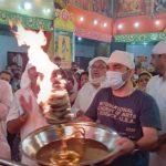 पांचवी नवरात्रि पर वैष्णो देवी मंदिर में हुई माता स्कंद की भव्य पूजा, भक्तों ने मांगी मुराद